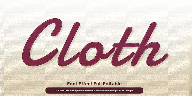 Conception de style graphique 3d tissu