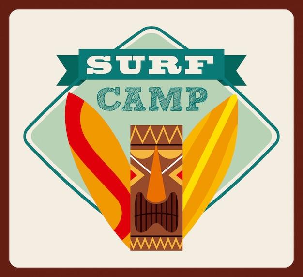 Conception de surf