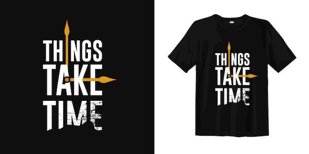 Conception de t-shirt avec symbole d'aiguille