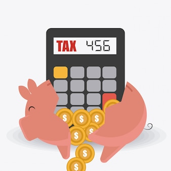 Conception des taxes