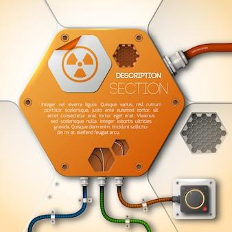 Conception de la technologie abstraite