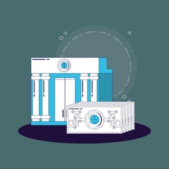 Conception de la technologie financière