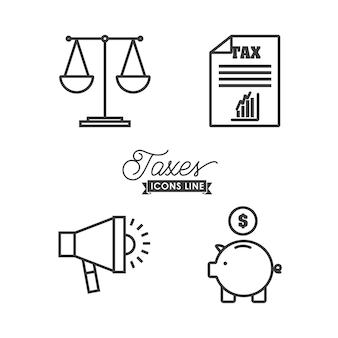 Conception de temps de taxe