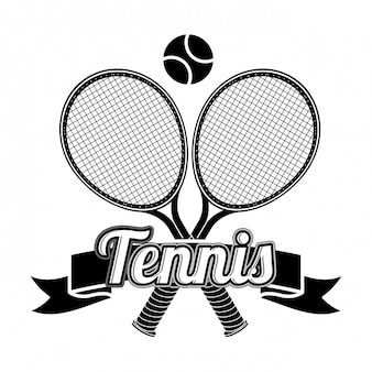 Conception de tennis