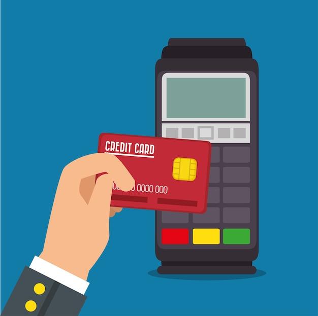 Conception de terminal de paiement