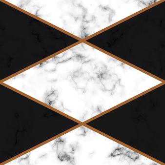Conception de texture de marbre de vecteur