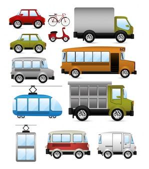 Conception de transport