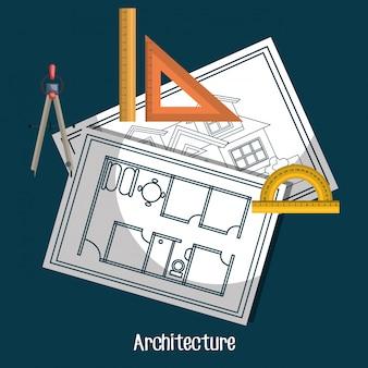 Conception des travaux architecturaux