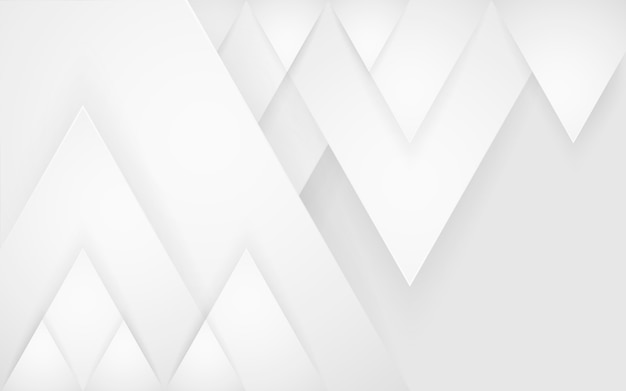 Conception de vecteur de fond gris blanc.