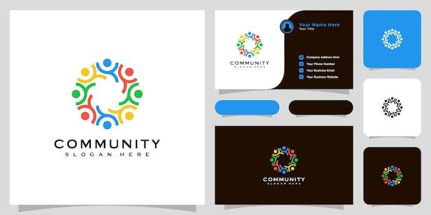 La conception de vecteur de personnes abstraites représente le travail d'équipe, la diversité, les signes et les symboles.