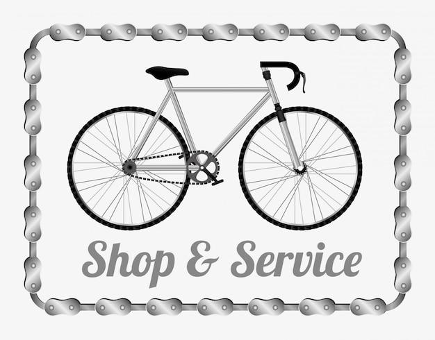 Conception de vélo