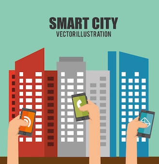 Conception de la ville intelligente