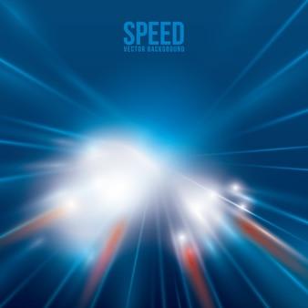 Conception de la vitesse.