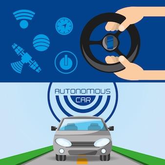 Conception de voiture autonome