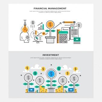 Conceptions d'affaires définies