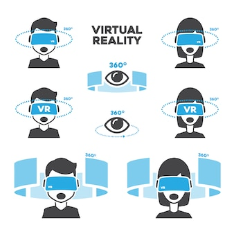 Conceptions de réalité virtuelle