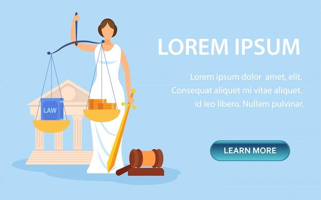 Conditions d'admission à la faculté de droit landing page