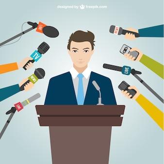 Conférence politique