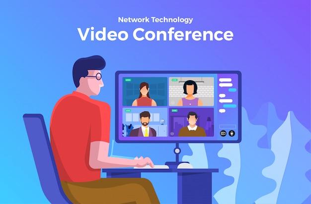Conférence vidéo