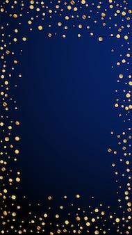 Confettis fabuleux festifs