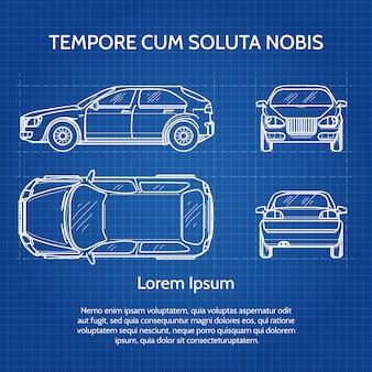 Connaissance de la voiture ipsum