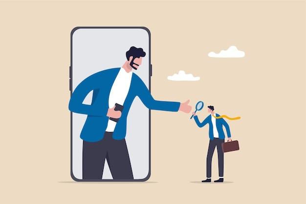 Connaissez votre processus client pour identifier l'utilisateur dans le concept de banque en ligne