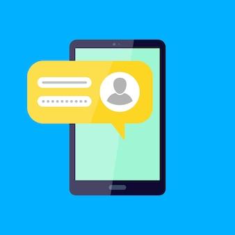 Connectez-vous à votre compte réseau social login, mot de passe