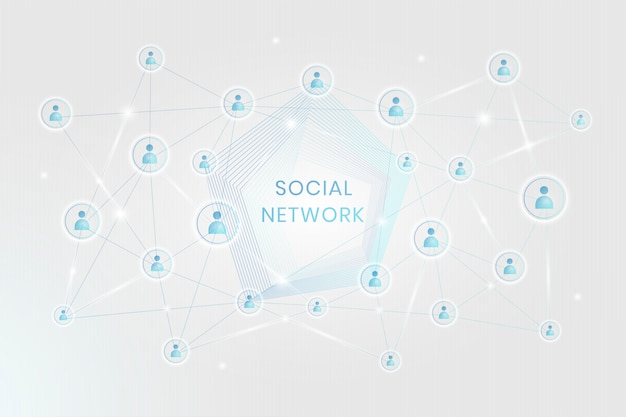 Connexion au réseau social