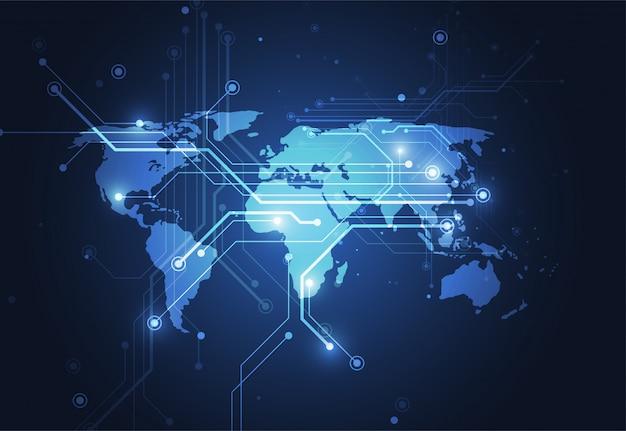 Connexion réseau globale