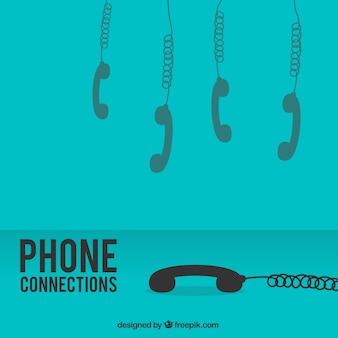 Connexions téléphoniques