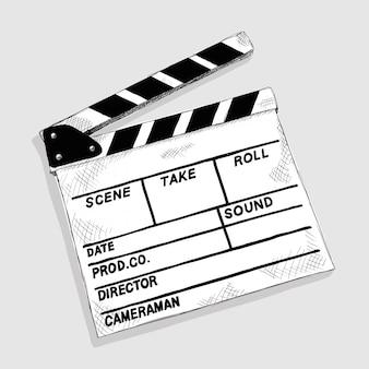 Conseil de battant de film.