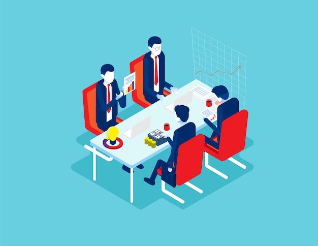 Conseiller commercial et financier