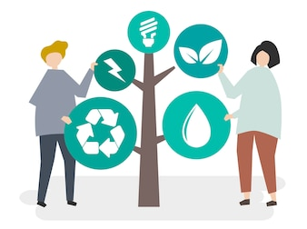 Conservation de l'environnement et protection de notre monde