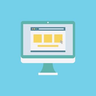 Construire une page web