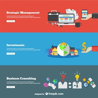 Consultation des concepts d'affaires