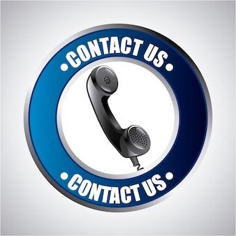 Contactez-nous design