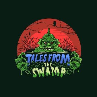 Contes du swamp