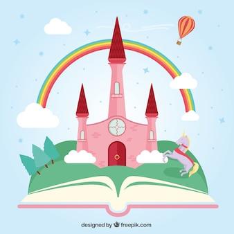 Les contes de fées illustration