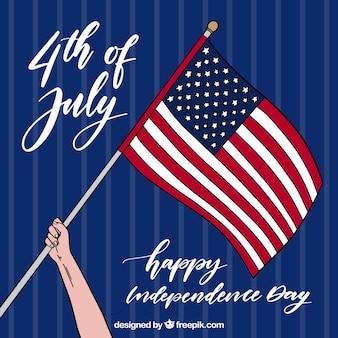 Contexte de célébration de la fête de l'indépendance