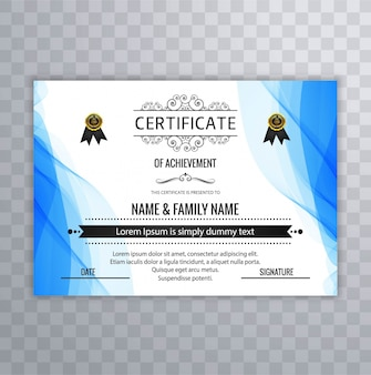 Contexte de certificat moderne