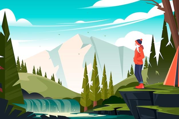 Contexte détaillé de l'aventure