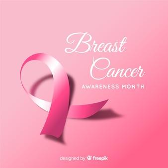Contexte du mois de sensibilisation au cancer du sein