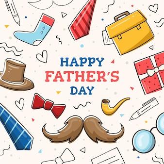 Contexte de l'événement de la fête des pères