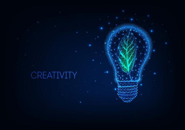 Contexte futuriste de l'énergie durable