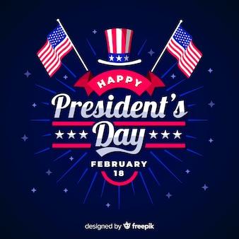 Contexte de la journée du président