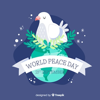 Contexte de la journée internationale de la paix