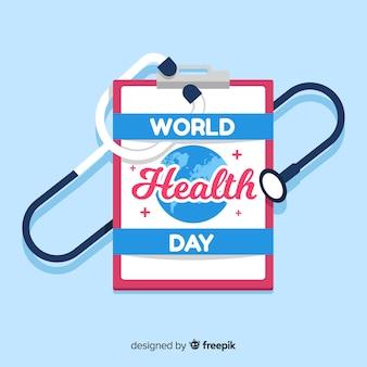 Contexte de la journée internationale de la santé