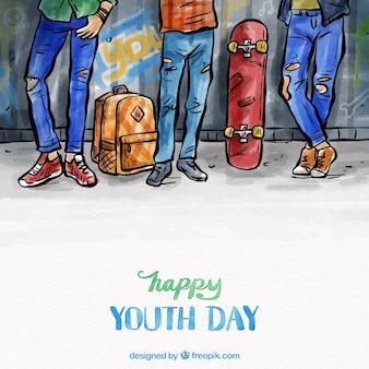 Contexte de la journée jeunesse