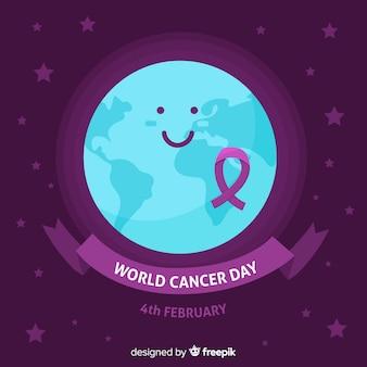 Contexte de la journée mondiale du cancer