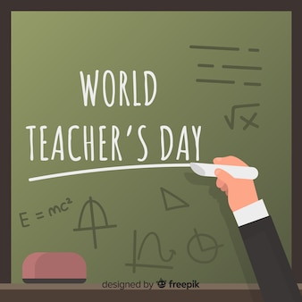 Contexte de la journée mondiale des enseignants